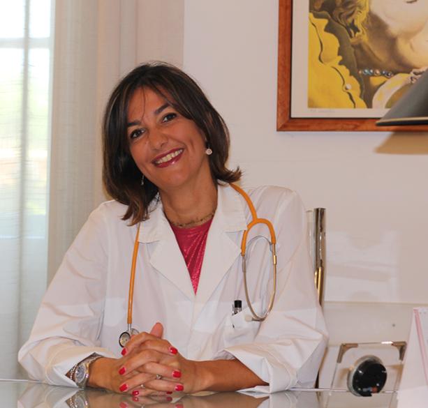 Dottoressa Annapaola Cavalieri