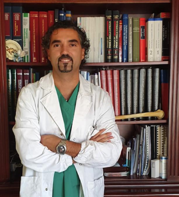 Dr. Francesco Melaragni Ortopedico